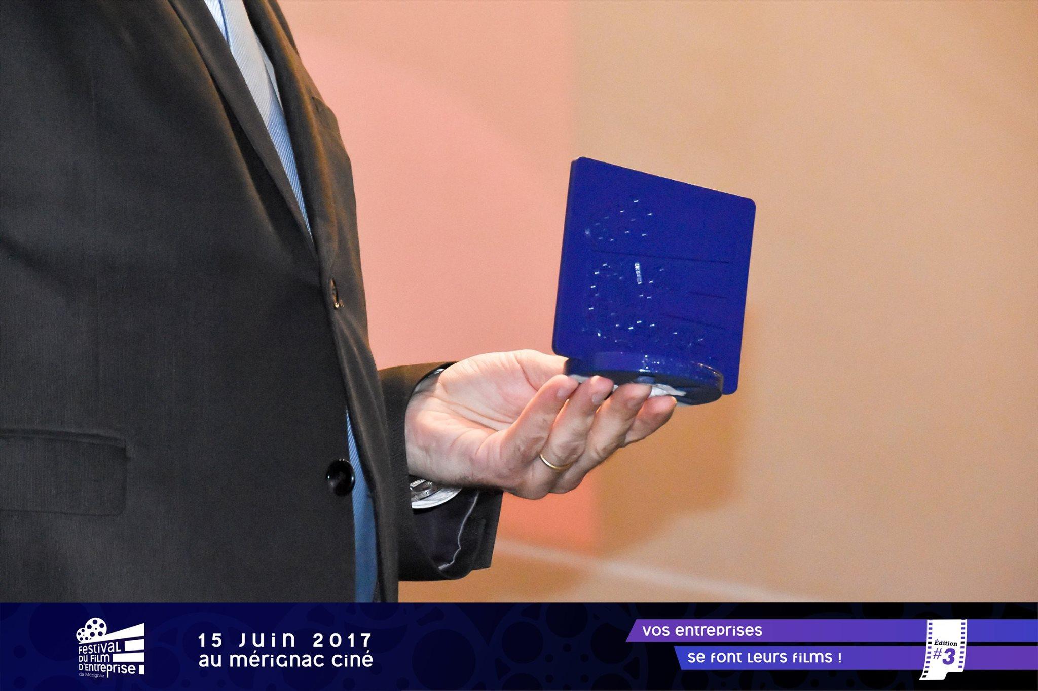 19222820_1233994710043028_716945841342998715_o Trophées du Festival du Film d'entreprise de Mérignac