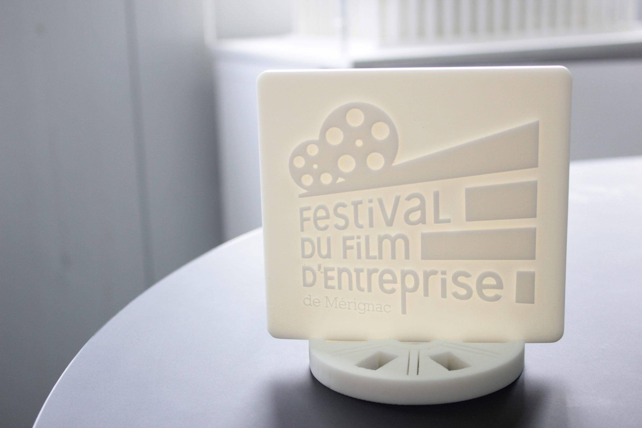 IMG_9377 Trophées du Festival du Film d'entreprise de Mérignac