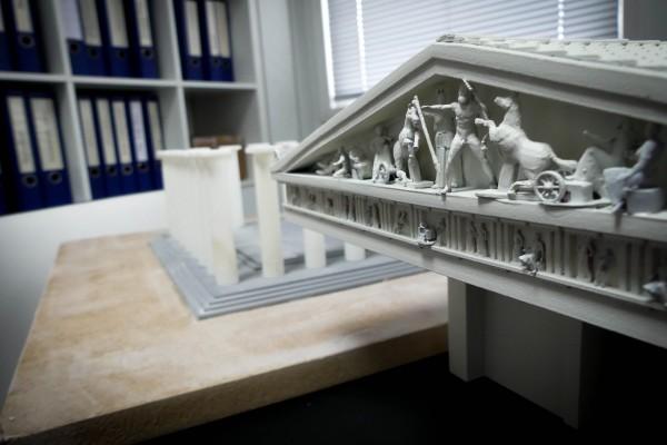 Le Parthénon : sa réalisation, son histoire