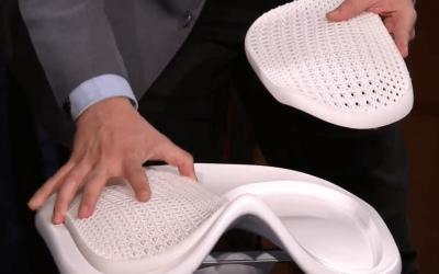 Ikea imprime des chaises en 3D pour les Gamers