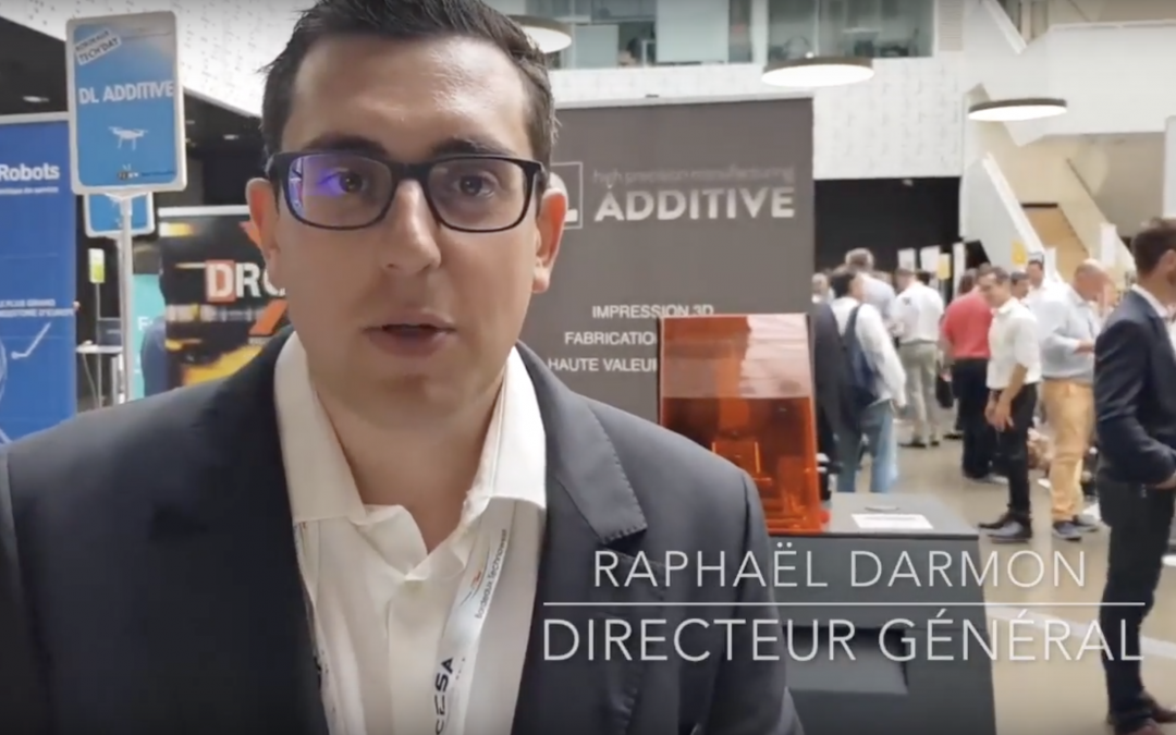 [Vidéo] : DL Additive sur le Bordeaux Tech'Day