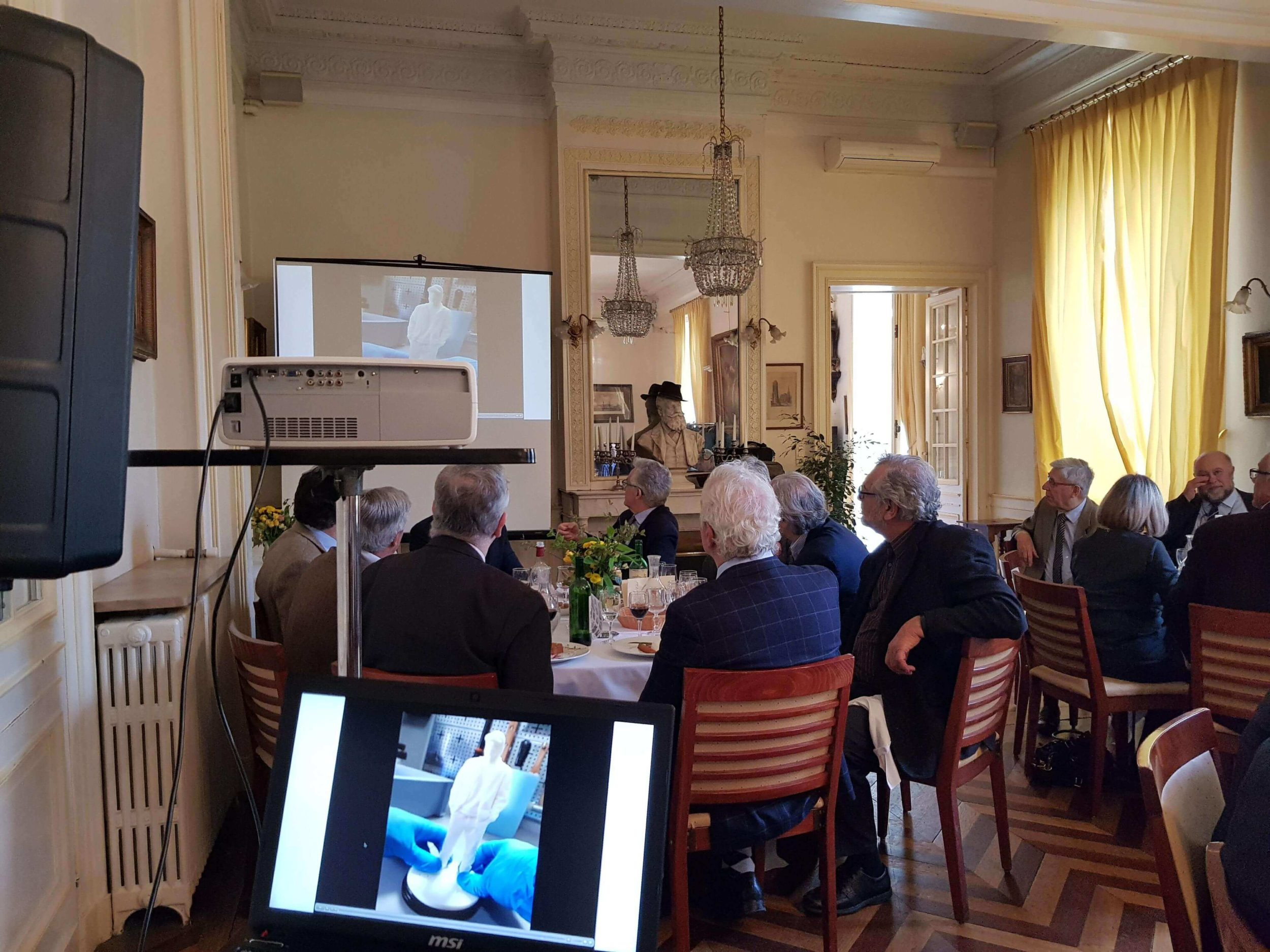conference-rotary DL Additive au Rotary Club de Bordeaux