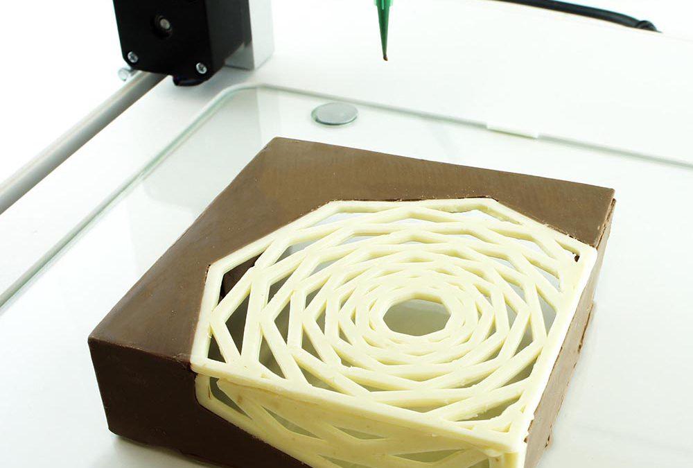 Le premier restaurant de plats imprimés en 3D