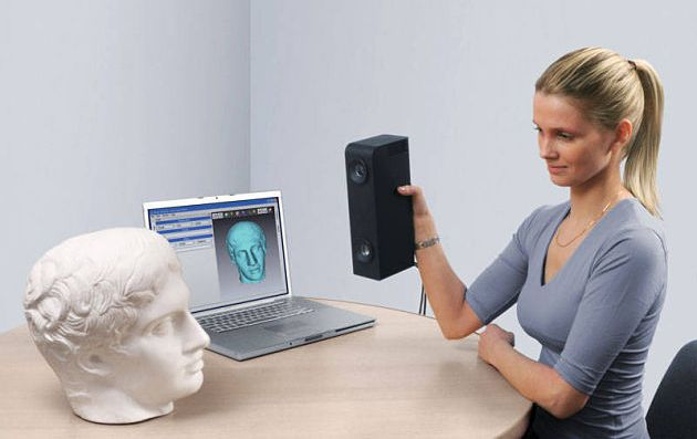 scanner-3D Que risque-t-on à imprimer en 3D sans droits d'auteur ?