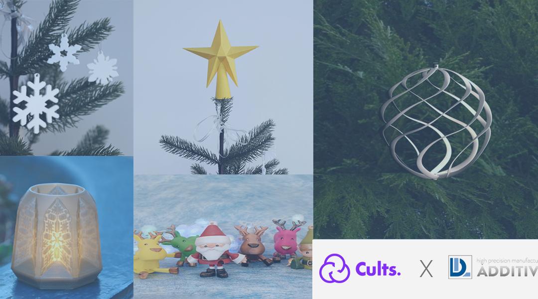 [Sélection] : Notre sélection de fichier 3D pour noël