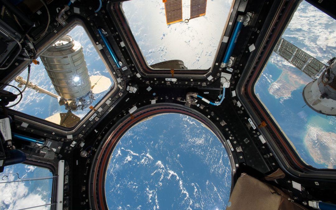 Une imprimante métal dans l'espace