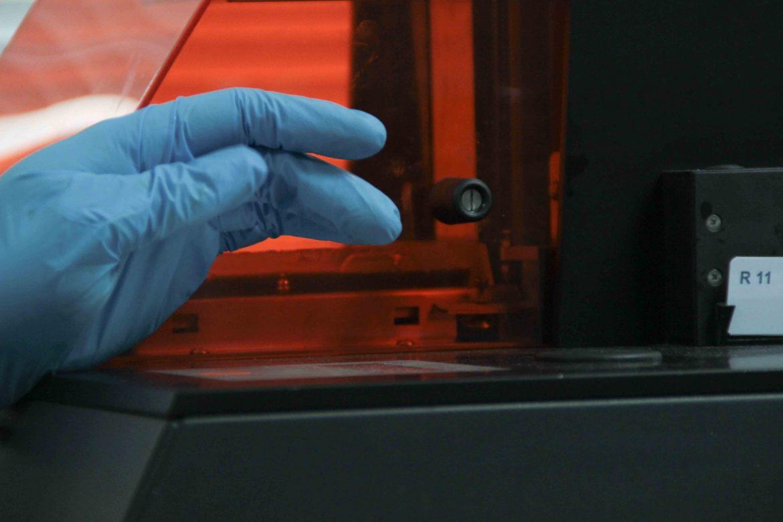 stereolithographie-3d La stéréolithographie, la première technologie d'impression 3D