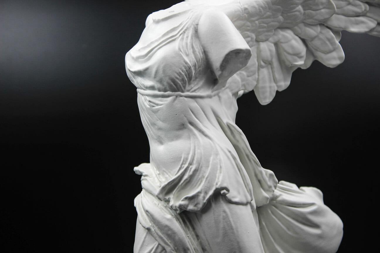 statue-impression-3d La Victoire de Samothrace