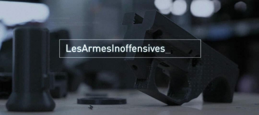 Dagoma hack les fichiers 3D d'armes à feu