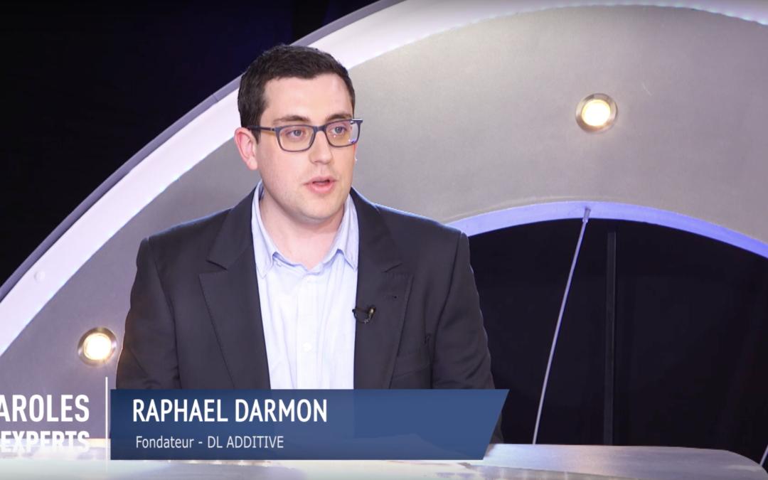 Un état des lieux du marché de l'impression 3D avec Raphaël Darmon