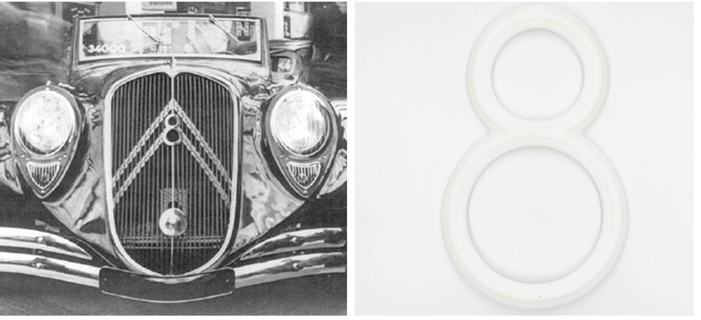 traction-22-pieces Des pièces de collections pour Citroën