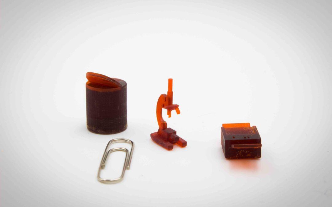 R11 la résine haute précision pour l'impression 3D