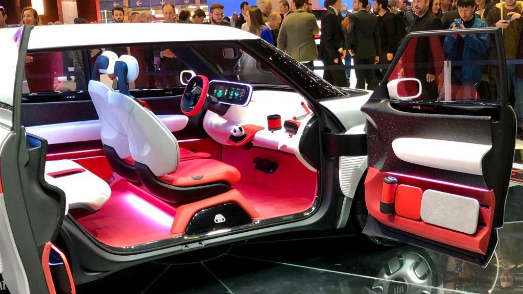 Fiat-centoventi L'actualité automobile et impression 3D de ce début d'année !