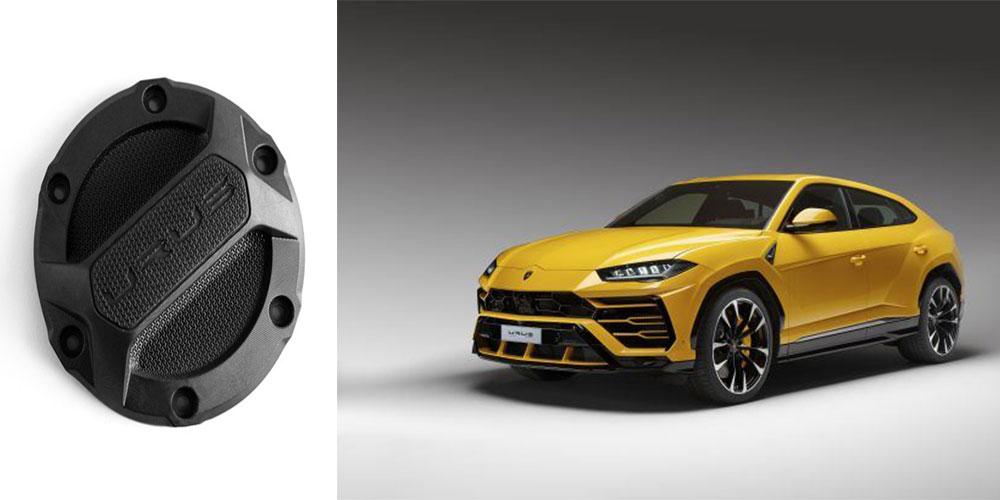 lamborgini-suv-3d L'actualité automobile et impression 3D de ce début d'année !